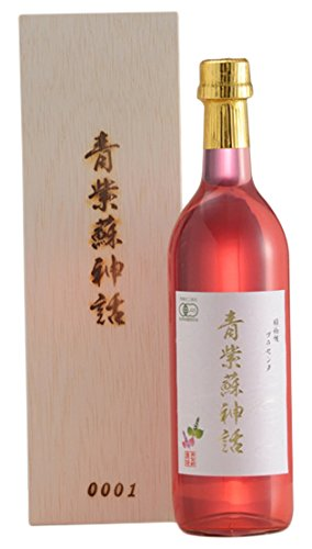 熊本産 農場生産青紫蘇使用 希釈用しそジュース(青紫蘇伝)(720ml)