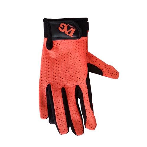 [해외]TRYANT # 198 M 사이즈 오렌지 스트레치 소프트 PU 장갑/TRYANT # 198 M size Orange stretch soft PU gloves