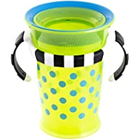 Sassy Grow Up Cup No Spill, No Spout Design 7oz - 9 Months by Sassy