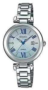 [カシオ]CASIO 腕時計 シーン ソーラー Solar Sapphire Model SHS-4502D-2AJF レディース