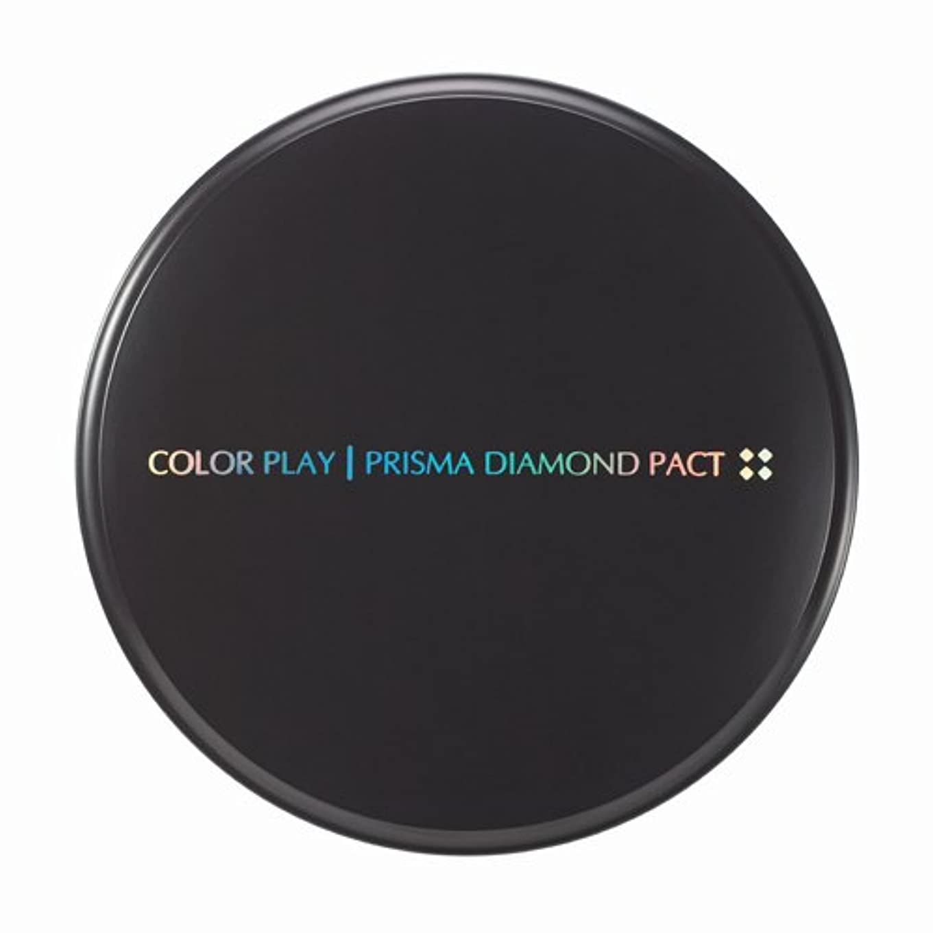 コンピューターを使用するはっきりと共感する【It's skin(イッツスキン)】 Prisma Diamond Pact プリズマ ダイアモンド パクト SPF25,PA++ 21号:ライトベージュ