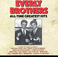 The Everly Brothers - All-Time Greatest Hits by EVERLY BROTHERS (1990-04-24)