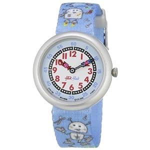 [フリックフラック]FLIK FLAK 腕時計 キッズ腕時計 Cute-Size(キュートサイズ) ROBOTIZED(ロボタイズド) ZFBN068 ボーイズ 【正規輸入品】