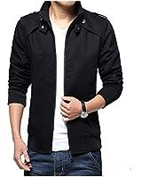 【TIC-TEC】メンズ コート ジャケット アウター 大人 Outwear Coat  春(カーキ、ブラック、ブルー)W226