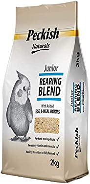 Peckish Junior Rearing Blend with Egg, 2kg