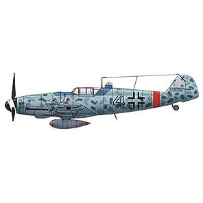 アーゼナル 1/48 ドイツ軍 メッサーシュミットBF109G-6/U4N 夜間戦闘機 FuG350搭載 プラモデル UG48701