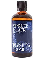 Mystic Moments | Spruce Black Essential Oil - 100ml - 100% Pure