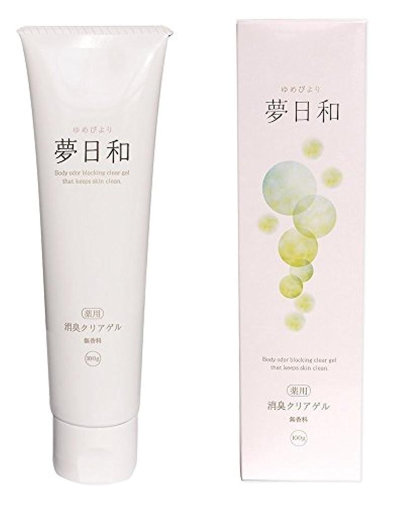 失縁石事夢日和 【医薬部外品】薬用消臭クリアゲル