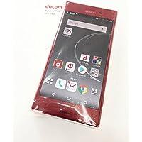 Xperia XZ Premium SO-04J docomo [Rosso] 赤 白ロム