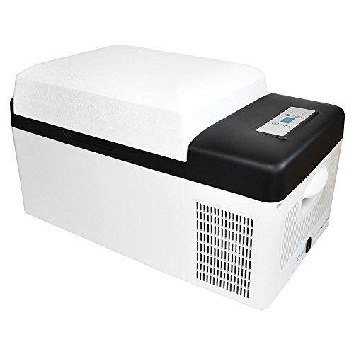 Bonarca 車載用 冷蔵冷凍庫 20L -20℃~20℃まで温度設定可能 2WAY電源対応 アウトドアや緊急時の車中泊にも活躍