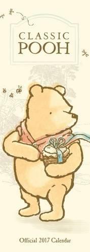 Disney Winnie the Pooh (Classic) Official 2017 Slim Calendar (Slim Standard)