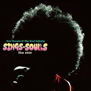 SINGS OF SOULS live 2010(DVD付)(紙ジャケット仕様)