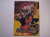 劇場版 NARUTO-ナルト- クリアファイル うずまきナルト&波風ミナト ROAD TO NINJA NARUTO THE MOVIE CF0528全国一律188