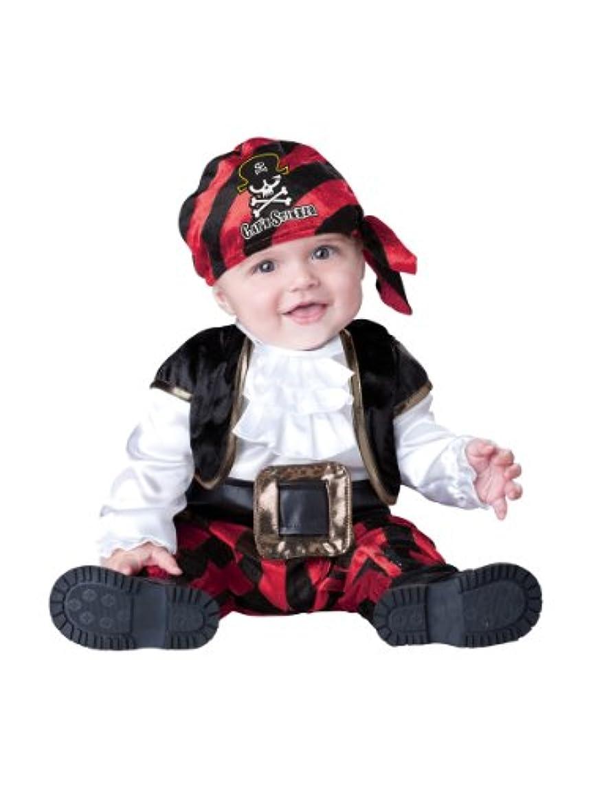移住する余計なハブブCap'n Stinker Pirate Infant / Toddler Costume 船長化なる海賊乳児/幼児コスチューム サイズ:18 Months-2T