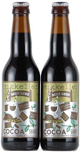 ミッケラー ビアギーク ココアシェーク インペリアルココアスタウト 330ml×2本 クラフトビール