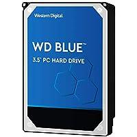 WD 内蔵ハードディスク PC用途向け 3.5インチ WD Blue 6TB WD Blue WD60EZAZ-RT SATA 3.0 5400rpm 正規代理店品 2年保証