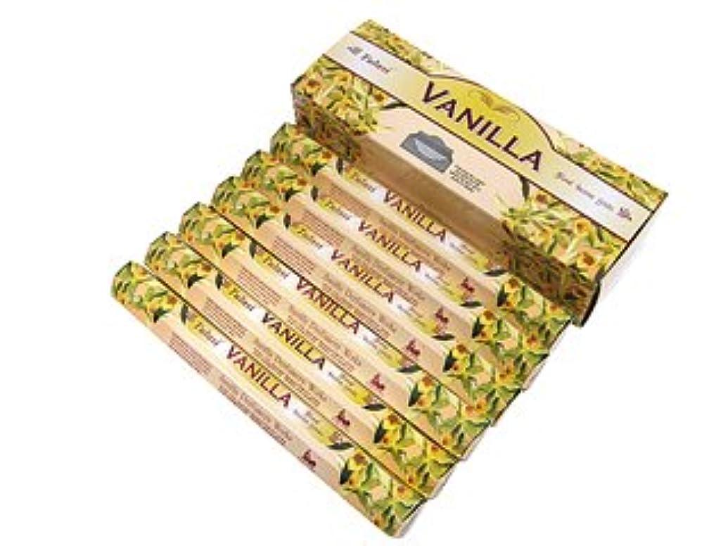 説明する微妙説教TULASI(トゥラシ) バニラ香 スティック VANILLA 6箱セット