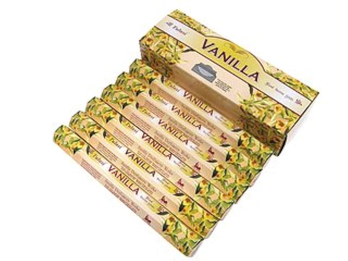元気鉛案件TULASI(トゥラシ) バニラ香 スティック VANILLA 6箱セット