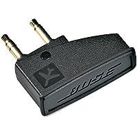 Bose Headphones Airplane Adaptor - Black