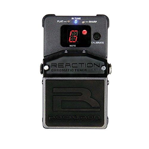 お買得品 ROCKTRON/Reaction Chromatic Tuner ペダル チューナー RT3641 ロックトロン