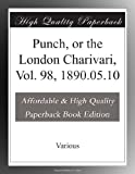 Punch, or the London Charivari, Vol. 98, 1890.05.10