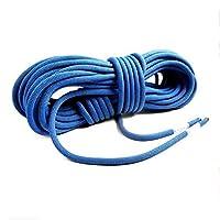ロープ(張り綱) クライミングロープスタティックロープスピードドロップロープアウトドアクライミングロープ安全ロープナイロン9/10 / 10.5 mm直径長さ10/20/30/40/50/100メートル青 (サイズ さいず : 10.5mm 100m)