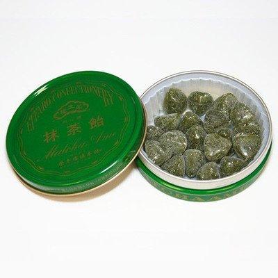 榮太樓飴 缶入 抹茶飴