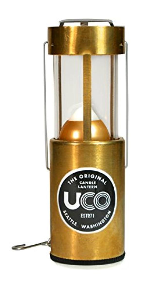 命令的強大な兵器庫UCO(ユーコ) キャンドルランタン ブラス 24350
