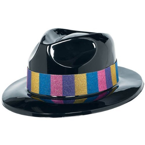 Plastic Gangster Hat おもちゃ [並行輸入品]