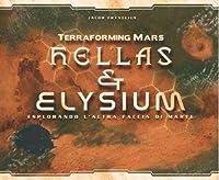 Ghenos Games tmhe - Terraforming Mars Expansion Hellas and Elysium