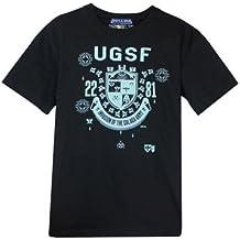 ギャラガ/UGSF2281 Tシャツ Black-S