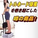 美容グッズ/簡単ダイエット/トルネードエアロビクス健康器