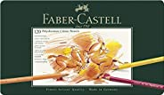 Faber-Castell AG110011 120-Pieces Polychromos Artists' Colour Pencil in
