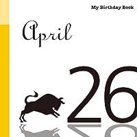 4月26日 My Birthday Book