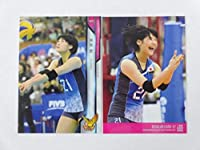 火の鳥NIPPON2018■レギュラーカード■57/黒後愛 ≪バレーボール女子日本代表オフィシャルトレーディングカード≫