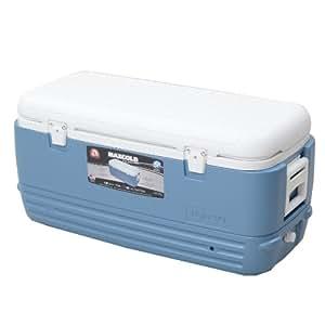 igloo(イグルー) クーラーボックス マックスコールド MAXCOLD 120 I.BLUE 13021