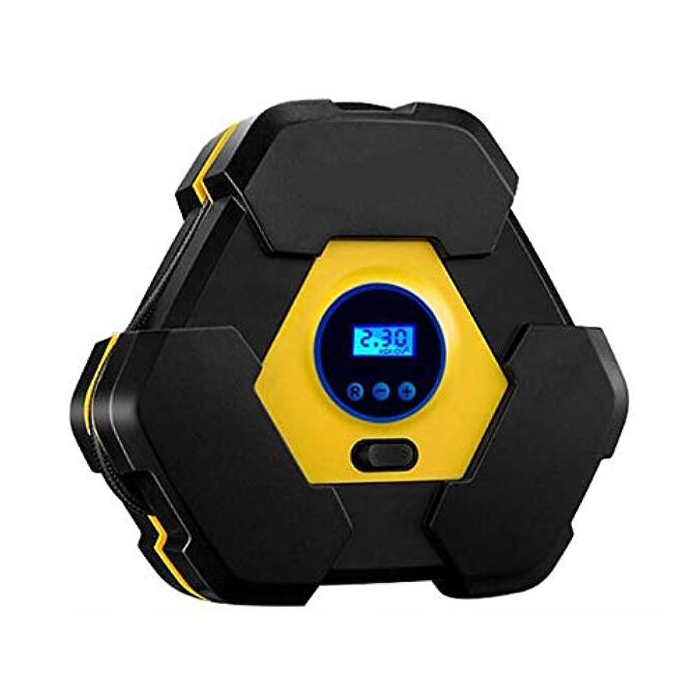 最初にボーナスセラフ自動車タイヤボールインフレータブルオブジェクトのポータブルデジタル表示オートエアーコンプレッサーポンプDC 12V 150PSI