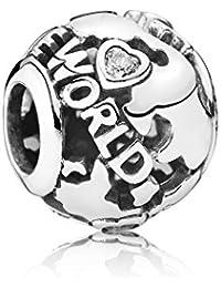 PANDORA Charms パンドラ チャーム - 世界を旅する - Travel around the world