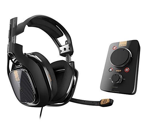 Astro Gaming A40 TR + MIXAMP Pro TR アストロゲーミング 有線サラウンドサウンド ゲーミング・ヘッドセッ...