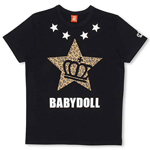 Baby Doll leopard START shirt unisex