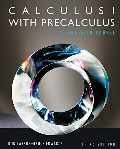 Download Calculus I With Precalculus: A One-year Course (Textbooks Available with Cengage Youbook) 0840068336