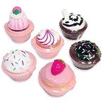 きゃりーぱみゅぱみゅさんも集めている話題のカップケーキ(リップグロス12個)