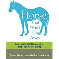 The Horse That Won't Go Away