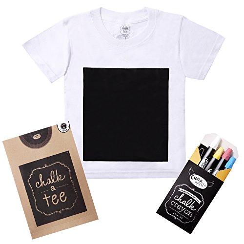 CHALK-A-TEE お絵かきセット Tシャツ チョーク ...