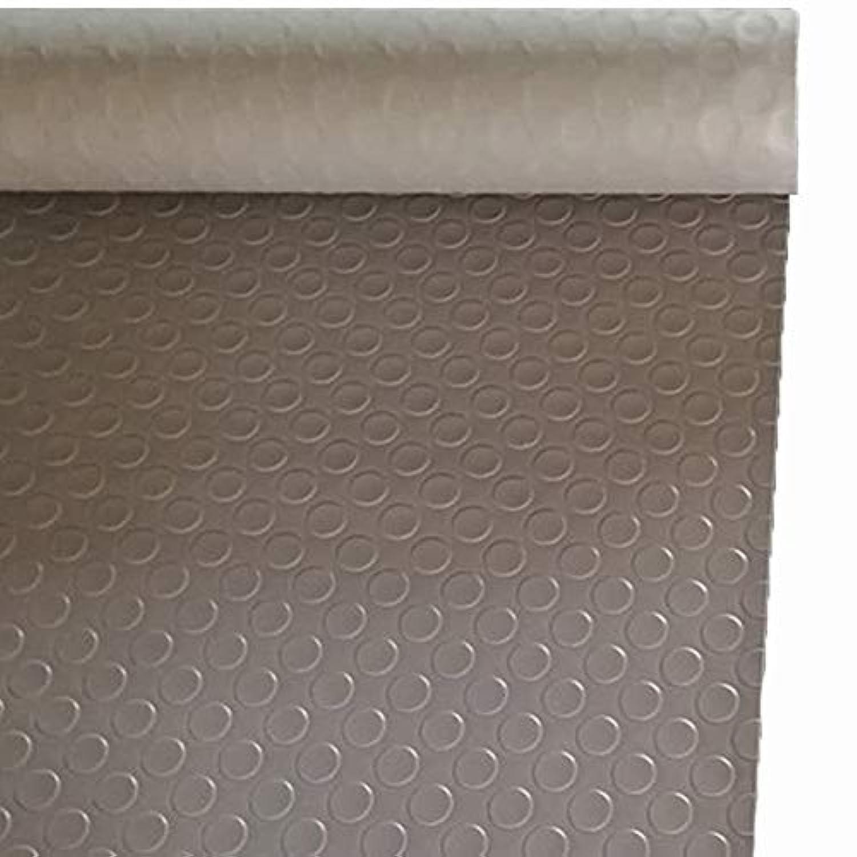 PVCゴム滑り止めマット、プラスチックフロアマット、防水および耐摩耗カーペット CONGMING (色 : Gray, サイズ さいず : 1.2m*5m)