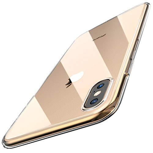 【iPhone XS MAX ケース クリア】シリコン TP...