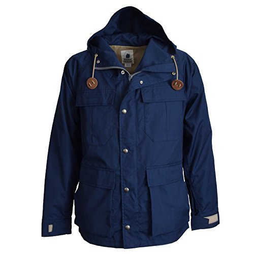 SIERRA DESIGNS (シエラデザインズ) MOUNTAIN TRAIL PARKA 6501 Midnight/Midnight S