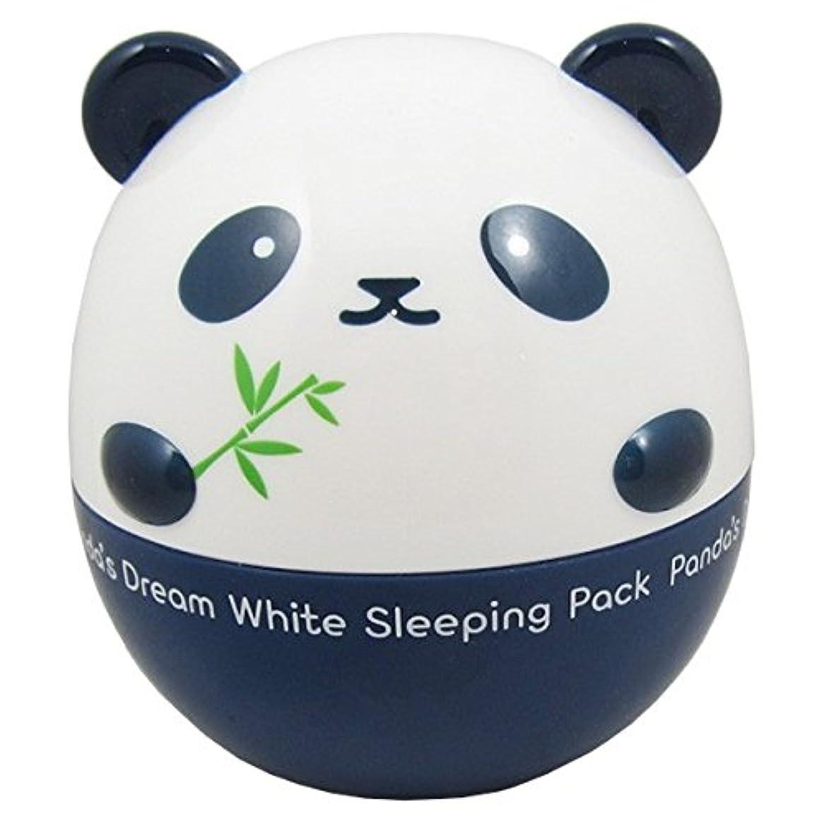 バンド自然聴覚(3 Pack) TONYMOLY Panda's Dream White Sleeping Pack (並行輸入品)