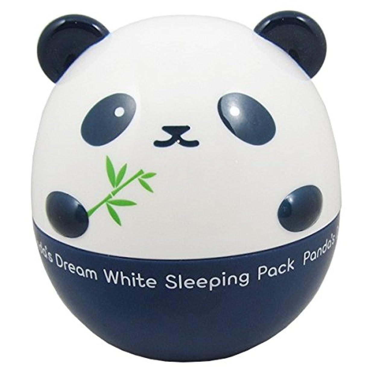 冗談で組み込む因子(3 Pack) TONYMOLY Panda's Dream White Sleeping Pack (並行輸入品)