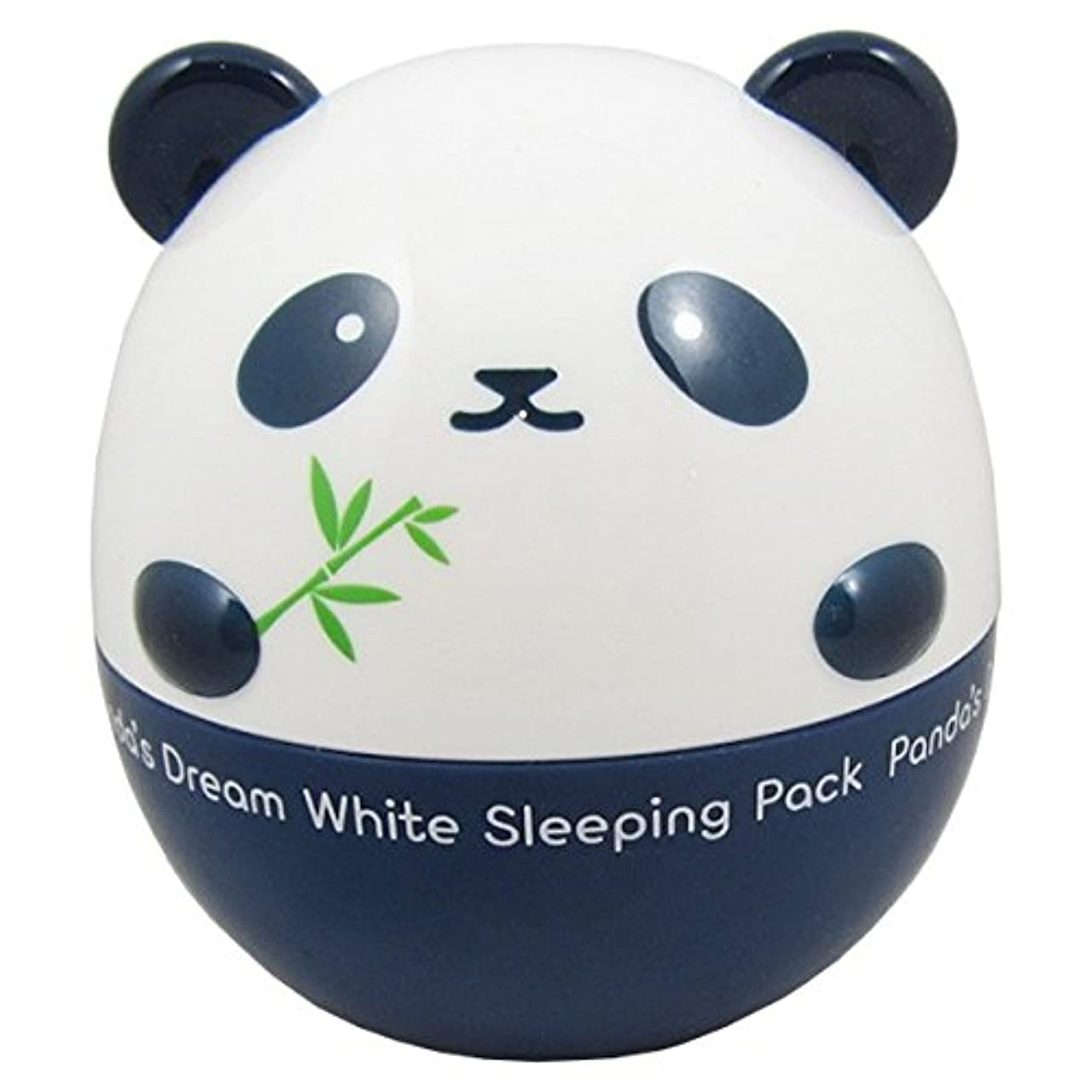 最大限リンク鋭く(3 Pack) TONYMOLY Panda's Dream White Sleeping Pack (並行輸入品)